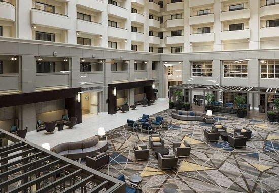 Fairfax, VA: Marriott Greatroom