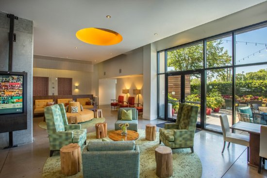 Athens, Джорджия: Lobby Lounge