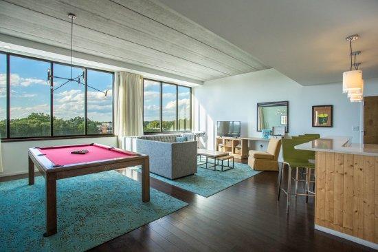 Athens, Джорджия: Guest Room