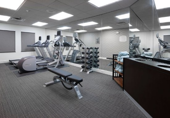 Residence Inn San Antonio North/Stone Oak: Fitness Center