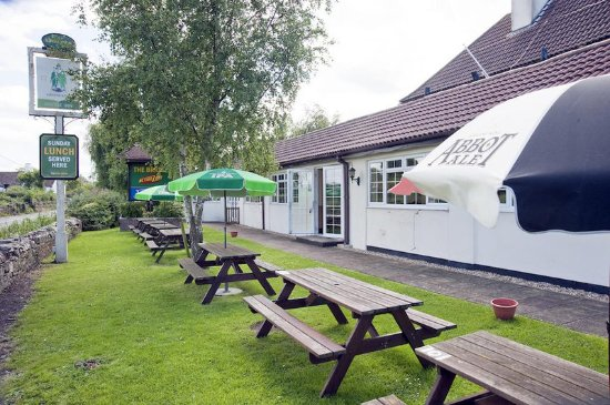 Yatton, UK: Patio