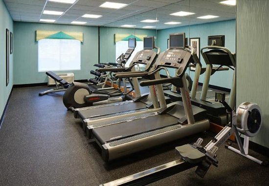 Courtyard Sarasota University Park/Lakewood Ranch Area: Fitness Center