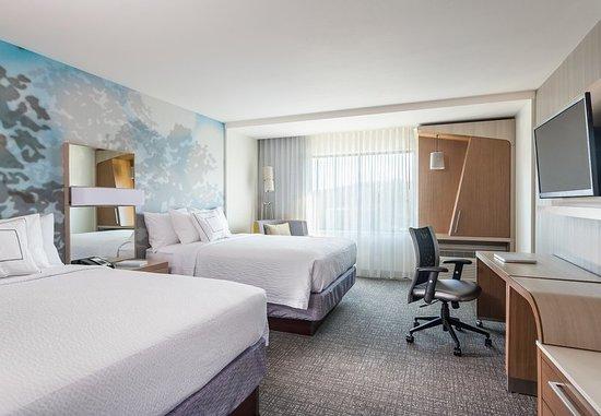 Stafford, VA: Queen/Queen Guest Room