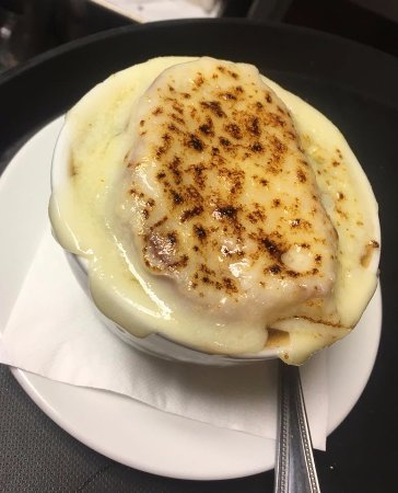 Famous Barr Style French Onion Soup