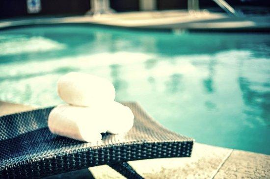 Moreno Valley, CA: Pool Area