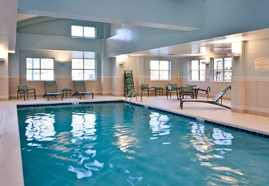 Blacksburg, Βιρτζίνια: Indoor Pool