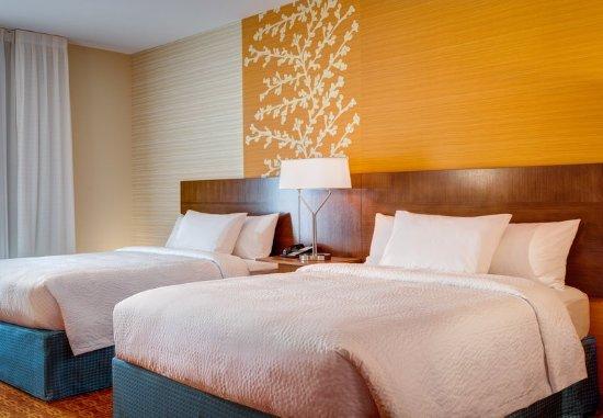 Coralville, IA: Queen/Queen Guest Room