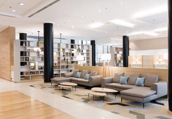 Evere, Belgium: Lobby