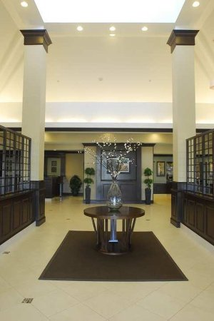 漢普頓中央體育館希爾頓花園飯店照片