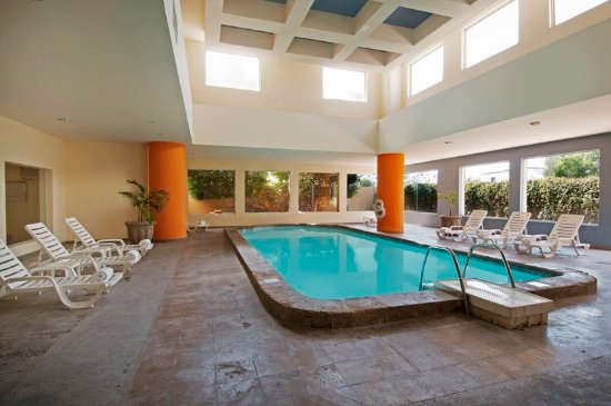 Fiesta Inn Hermosillo: Swimming Pool
