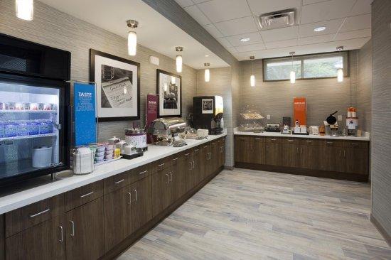 Spicer, MN: Breakfast Area