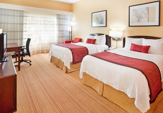 Stafford, TX: Double/Double Guest Room
