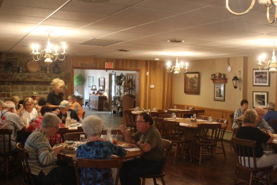 Grantsville, MD: Dining Room