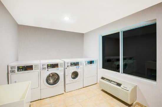 Bellevue, NE: Use our convenient coin-operated laundry facilities.