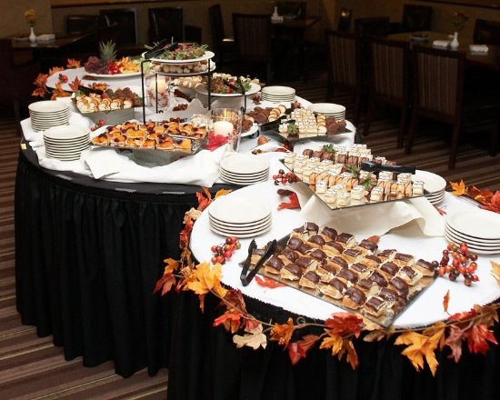 Holiday Inn Orangeburg - Rockland / Bergen: Banquet Room
