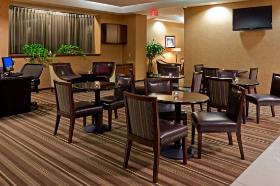 Holiday Inn Orangeburg - Rockland / Bergen: Soothe your soul with cappuccino in our Internet Cafe.