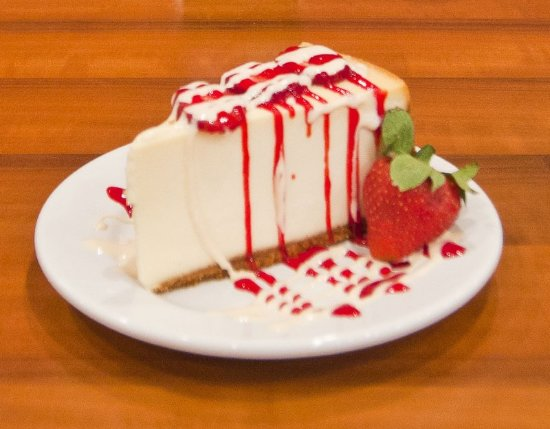 Holiday Inn Hotel & Suites Lake Charles South: Dessert - Cheesecake