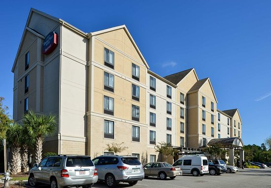TownePlace Suites Wilmington/Wrightsville Beach: Exterior