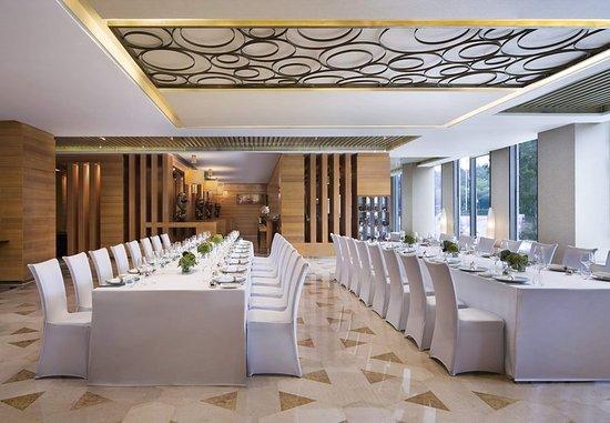 JW Marriott Hotel Shenzhen: Lan Space