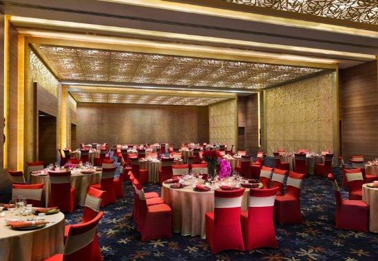 JW Marriott Hotel Shenzhen: Jinmao Ballroom - Chinese Banquet