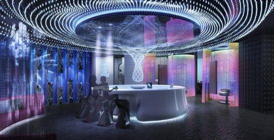 Dubai Palm Hotel: Away Spa - Rendering
