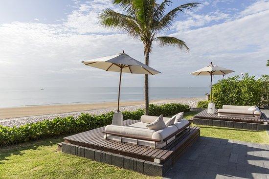 Cape Nidhra Hotel: Cape Nidhra - Beach Cabana