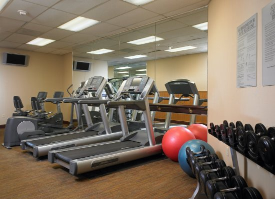 Cerritos, CA: Fitness Center