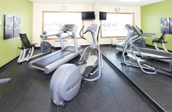 Chanhassen, MN: Fitness Room