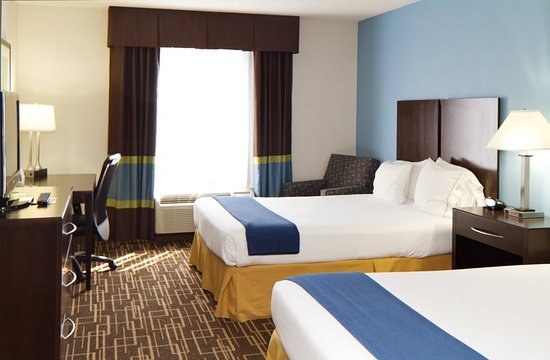 Holiday Inn Express Greenville Downtown: Guest Room