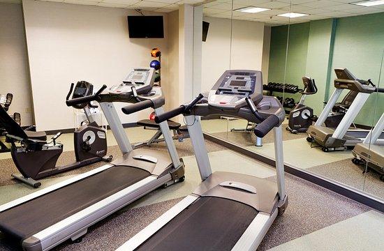 Holiday Inn Express Greenville Downtown: Fitness Center