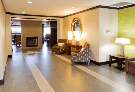 Holiday Inn Express Greenville Downtown: Hotel Lobby