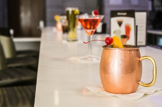 Longview, TX: The Lambortini Bar