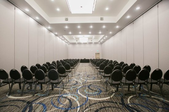 Longview, TX: The Maserati Room with Theater Style Seating