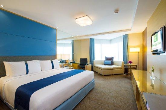 Holiday Inn Bangkok Silom: 1 BD Premier Room Smoking