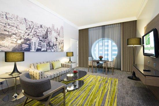 Holiday Inn Bangkok Silom: Deluxe Suite Smoking