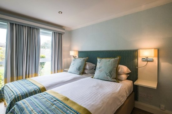 Llantwit Major, UK: Executive Twin Room