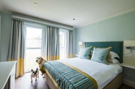 Llantwit Major, UK: Executive Double Room