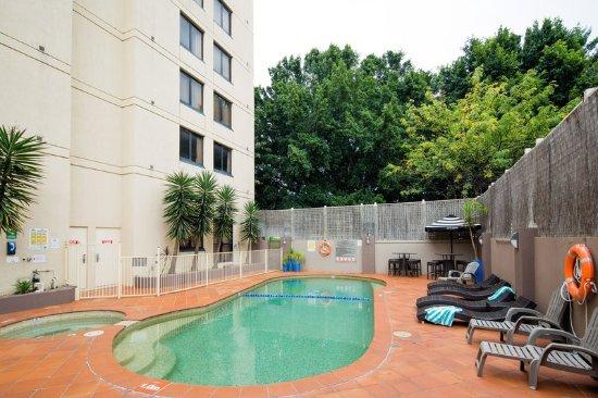 Swimming Pool Picture Of Holiday Inn Parramatta Parramatta Tripadvisor