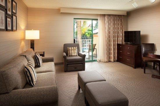 Milpitas, Καλιφόρνια: Cabana Suite