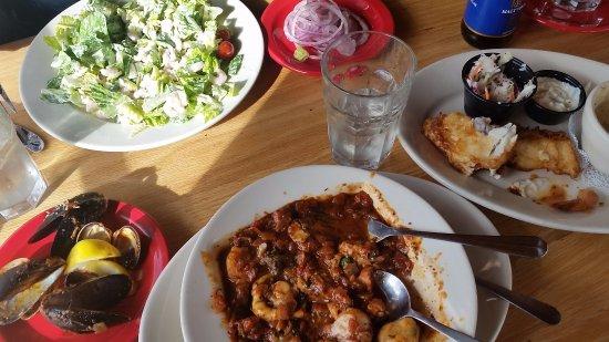 Bremerton, Waszyngton: Good eats!