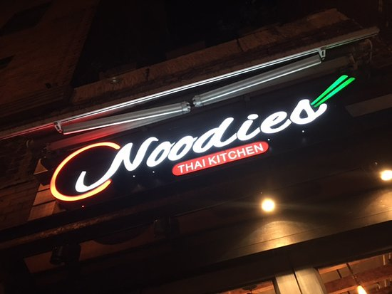 Noodies Thai Kitchen New York Ny