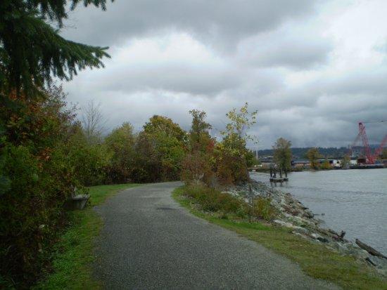 Brunette-Fraser Regional Greenway