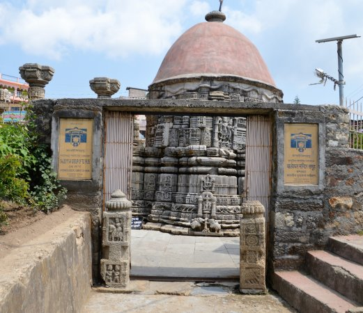 Champawat, India: The Main Temple