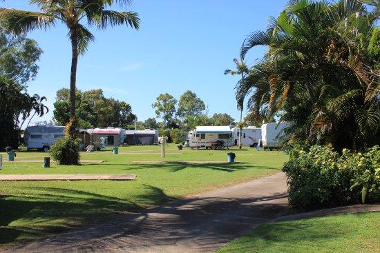 Tully, Australien: Large caravan sites