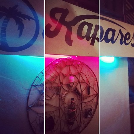 Port Barton, Philippines: Did you know? Kapares means partners in tagalog.