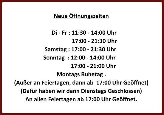 Lindlar, Alemanha: Öffnungszeiten