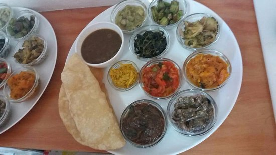 Tamarin: Exclusive Vegetarian Thali for Special Events