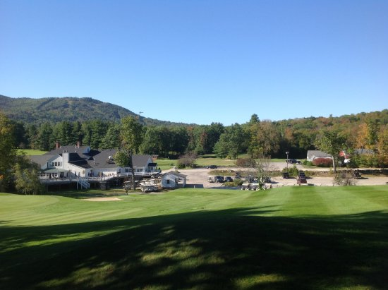 Francestown, NH: Well maintained golf course.