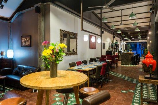 Salle Restaurant Picture Of La Cabane La Cuisine Des Filles Siem