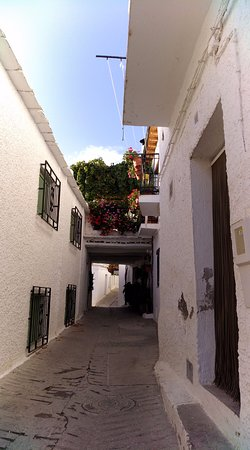 Hostal Rural Atalaya: Calles de Capileira
